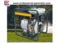 6 Inch Air Cooled Agricultural Water Pump , Diesel Engine Driven Water Pumpsrt