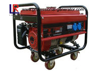 Home Use 2.8 kw High Efficiency Gasoline Generators with Single Phase , Kick and Electric Start