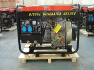 4 Stroke Single Cylinder 2.2kVA Portable Diesel Welding Generator with Single Phase