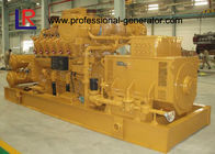 IP23 Heat Exchanger 500kw Natural Gas Generators For CNG Station Oilfield