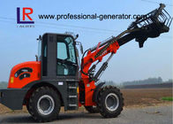 Telescopic Boom Front Loader Heavy Construction Machinery 2 Ton 4WD