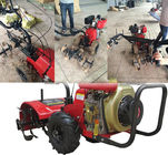 Farm and Garden 178f Diesel Engine Tiller Cultivator Power Weeder