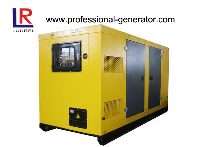 50KVA 40kw Silent Electric Generator Set with Cummins Engine Soundproof