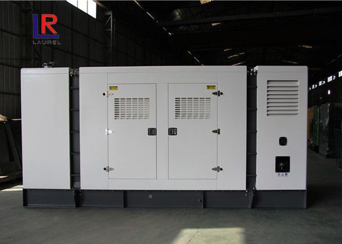 500kVA Silent Container Diesel Generator Set with Electric Start 1500rpm Engine speed