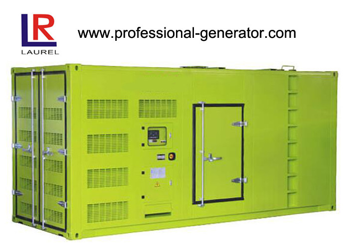 Water Cooled Container Genset 550kVA Diesel Generator with Cummins Engine