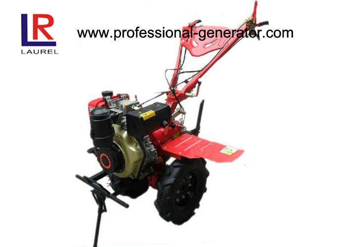 CE ISO9001 1300 rpm 5.5HP Diesel Mini Tiller Farm Cultivator Agricultural Machinery And Equipment