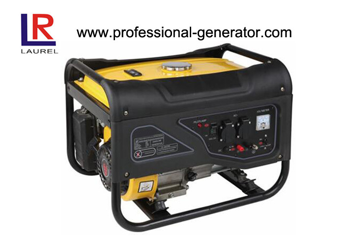 2.5kw Gasoline Power Generator Set with Short Circuit and Overload Protection