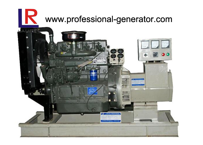 375kVA Electric Open Diesel Generator With Sdanford Alternator / Smartgen Control Panel