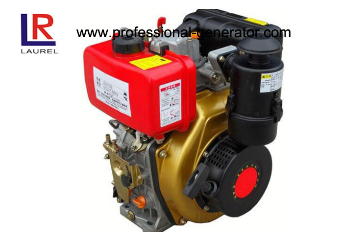 CE Approvel Air Cooled Four Stroke 5.5HP Diesel Engines for Water Pumps and Tillers