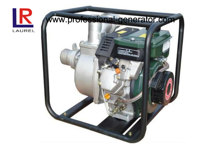 2 Inch Diesel Agricultural Water Pump 4HP 170F Engine Key Starter / Recoil Starter