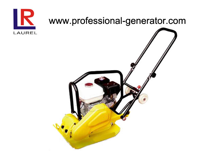 5HP Mini Reversible Vibratory Plate Compactor 168f Copy Honda For Construction