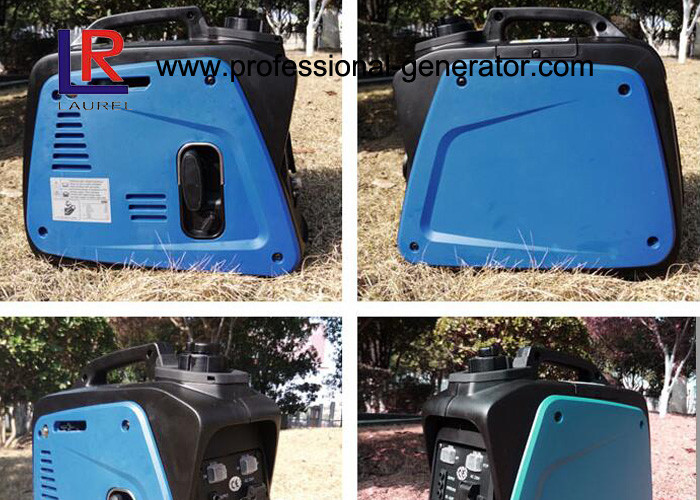 Super Silent 1.2kw Lightest Portable Inverter Gasoline Generators Mini Style CE Approved
