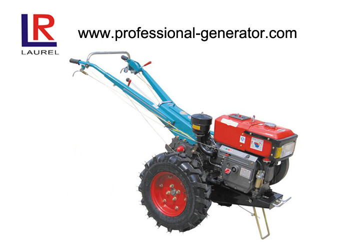 12HP Agricultural Walking Farm Tractor with Diesel Engine