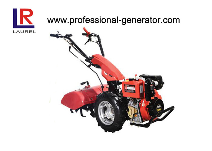 6.3kw Mini Power Tiller, Rotary Tiller,Power Tiller with Recoil start diesel engine