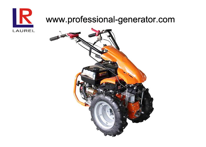 Multi-function 4- storke scythe mower, gear drive 13HP scythe mower with Air cooled gasoline engine